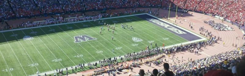 Old Husky Stadium