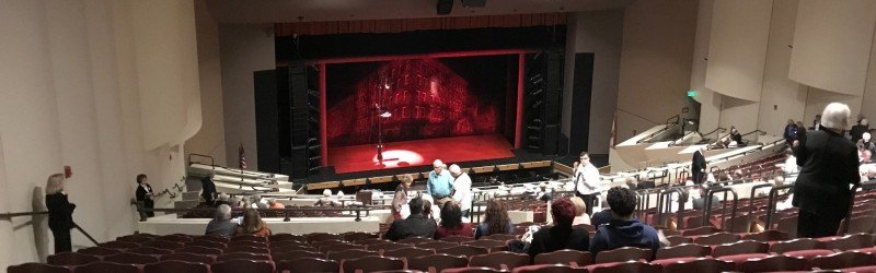 Barbara B. Mann Performing Arts Hall