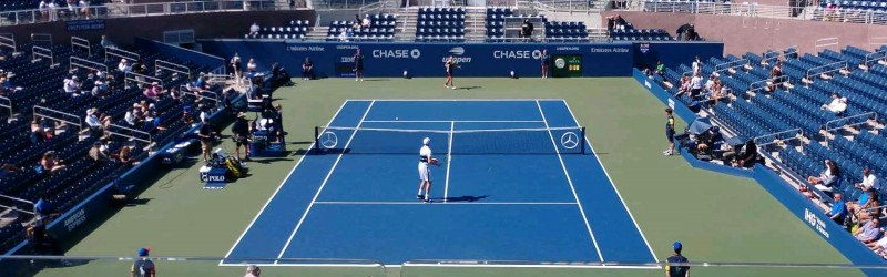 Billie Jean King National Tennis Center, Grandstand