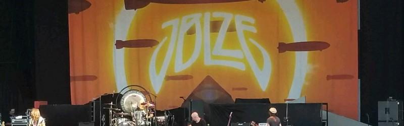 Jason Bonham LZE