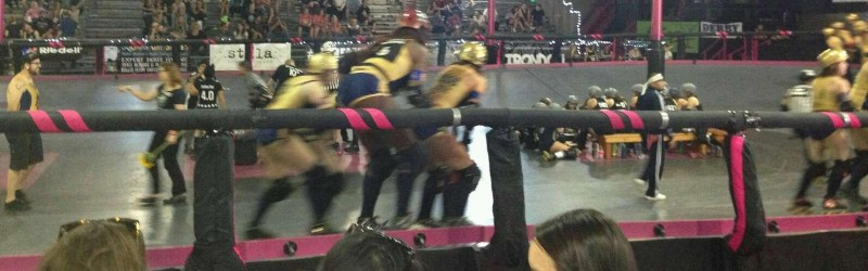 Los Angeles Derby Dolls Ri-ettes