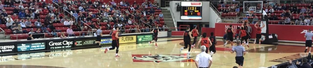 John M. Belk Arena