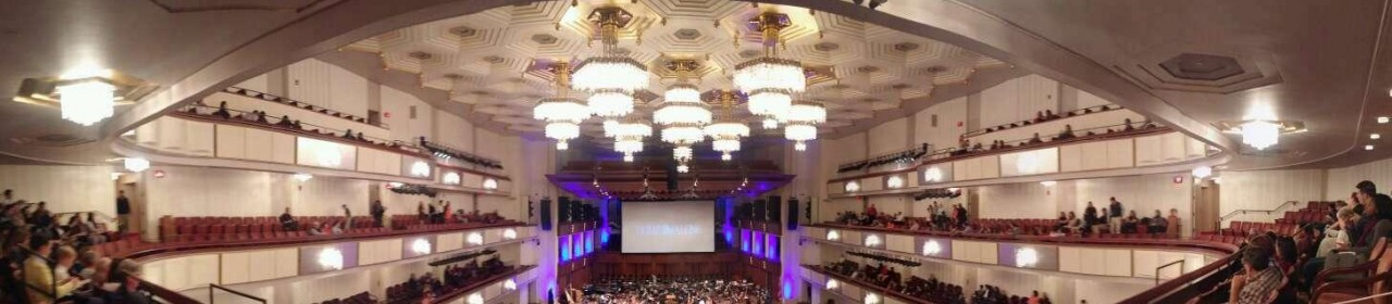 The Kennedy Center Concert Hall