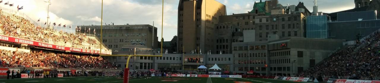 Percival Molson Memorial Stadium