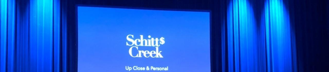 Schitt's Creek: Up Close & Personal