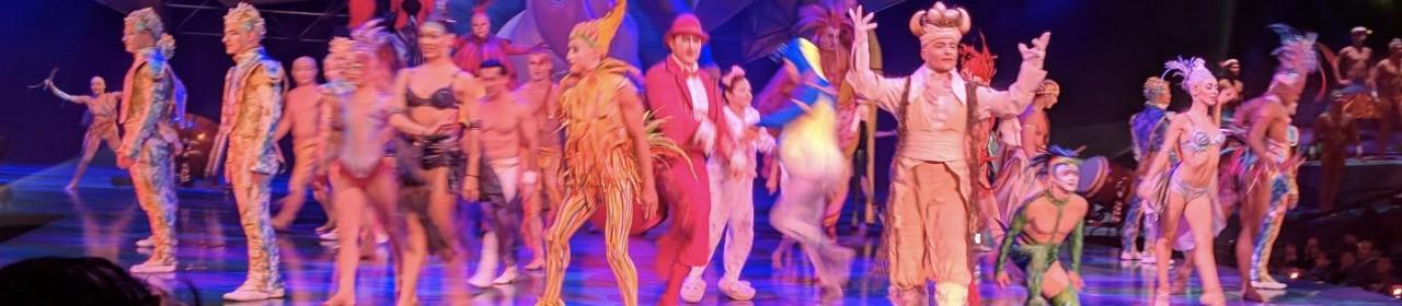 Mystere Theatre at Treasure Island