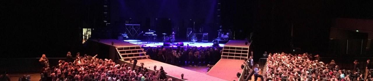 Bill Graham Civic Auditorium