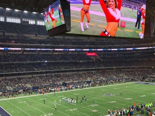 AT&T Stadium, secção: 241, fila: 13, lugar: 3