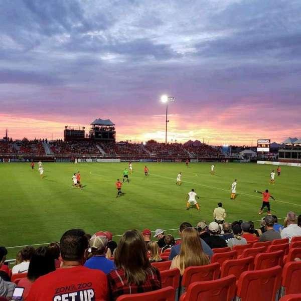 Phoenix Rising FC Soccer Complex, secção: 102