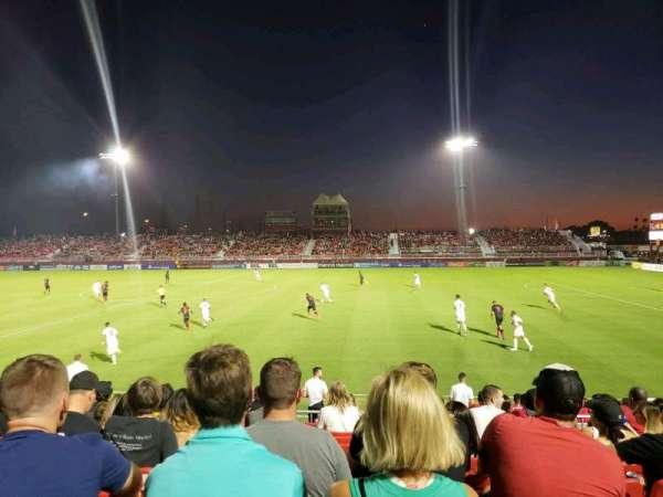 Phoenix Rising FC Soccer Complex, secção: 112, fila: L, lugar: 8