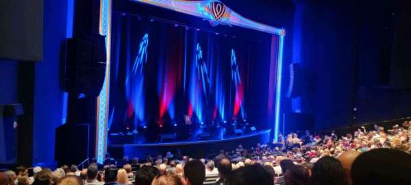Encore Theatre At Wynn, secção: ORCHL, fila: R, lugar: 21