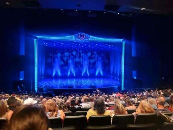 Encore Theatre At Wynn, secção: ORCHC, fila: U, lugar: 117