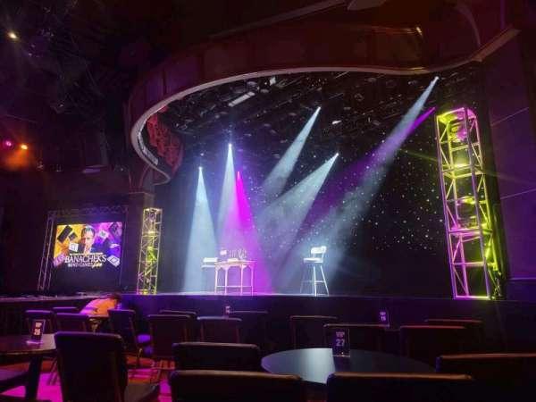 The Strat Theater, secção: VIP Tables