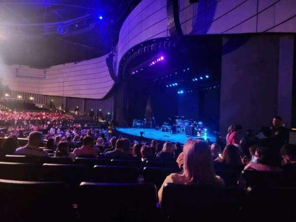 Zappos Theater, secção: 101, fila: K, lugar: 3