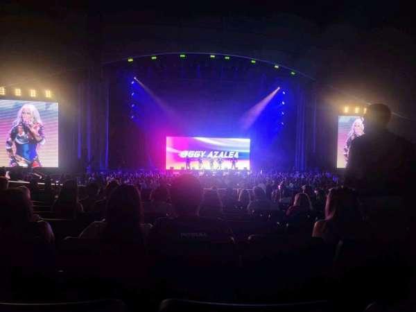 Zappos Theater, secção: 103, fila: L, lugar: 22
