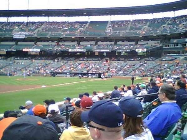 Oriole Park at Camden Yards, secção: 60, fila: 5, lugar: 9