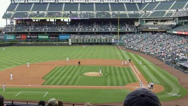Coors Field, secção: 236, fila: 9, lugar: 6