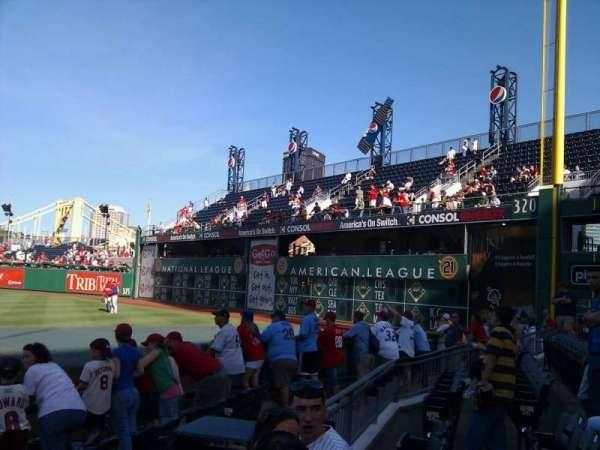 PNC Park, secção: 2, fila: e, lugar: 9