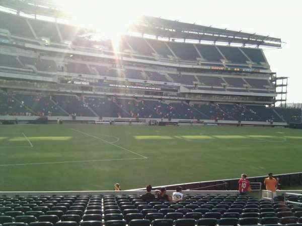 Lincoln Financial Field, secção: 116, fila: 16, lugar: 13