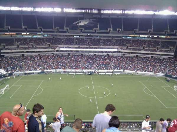 Lincoln Financial Field, secção: 225, fila: 15, lugar: 37