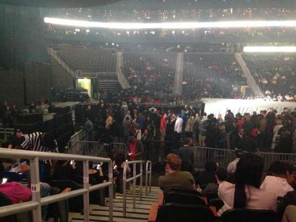 State Farm Arena, secção: 120, fila: K, lugar: 18