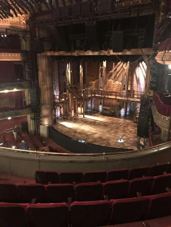 CIBC Theatre, secção: Mezzanine R, fila: F, lugar: 14, 16