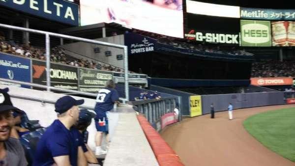 Yankee Stadium, secção: 136, fila: 11, lugar: 15
