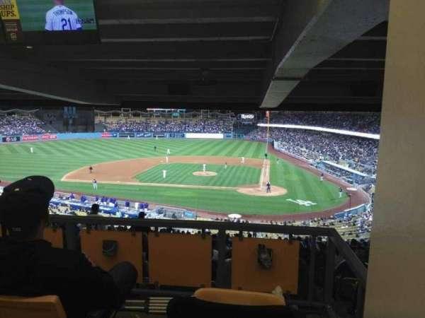 Dodger Stadium, secção: 119LG