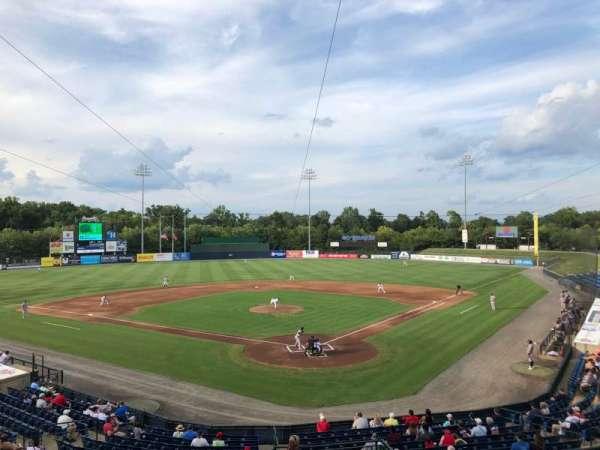 State Mutual Stadium, secção: 202, fila: 14, lugar: 2