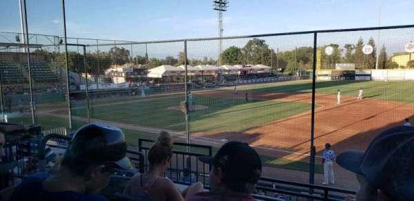 Rawhide Ballpark, secção: HOFC
