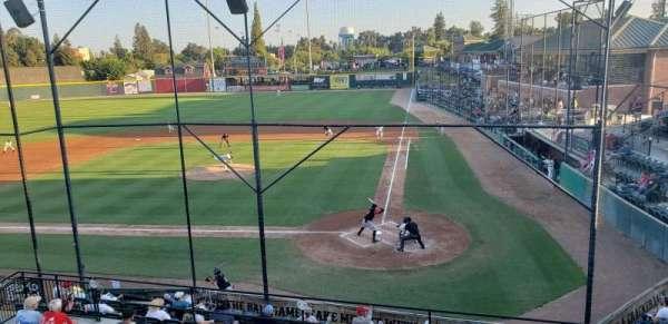 Rawhide Ballpark, secção: Skybox L