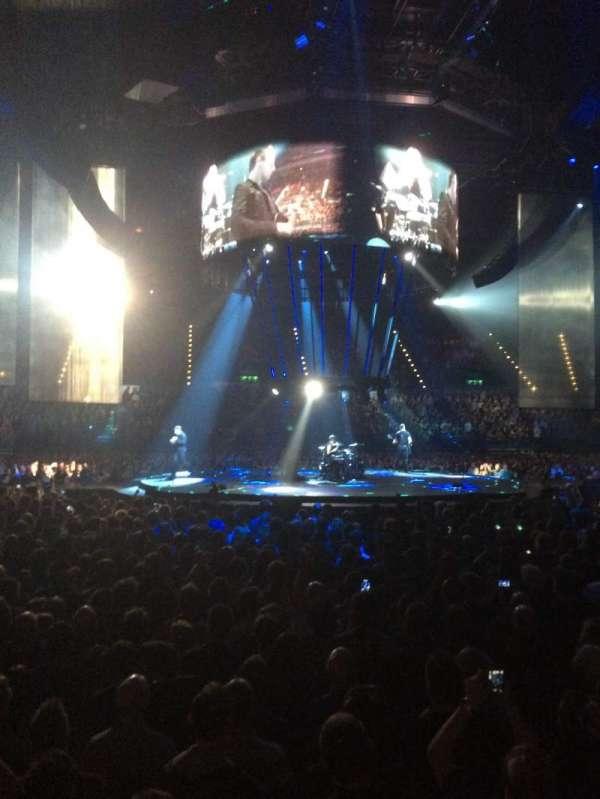 Arena Birmingham, secção: 10 (Lower), fila: H, lugar: 453/454