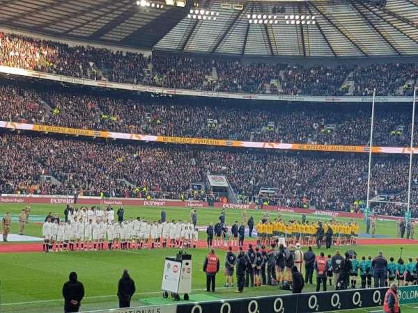 Twickenham Stadium, secção: L8