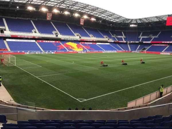 Red Bull Arena (New Jersey), secção: 114, fila: 9, lugar: 13
