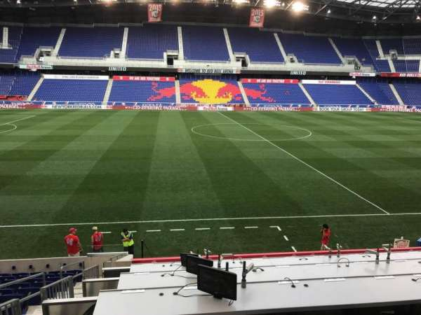 Red Bull Arena (New Jersey), secção: 110, fila: 14, lugar: 24