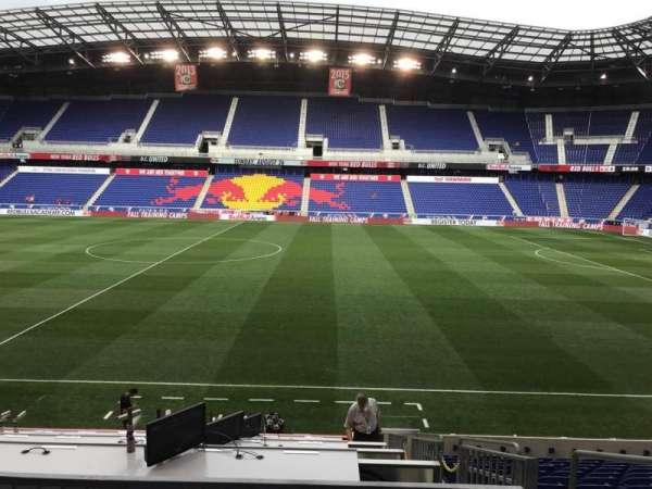 Red Bull Arena (New Jersey), secção: 109, fila: 14, lugar: 3
