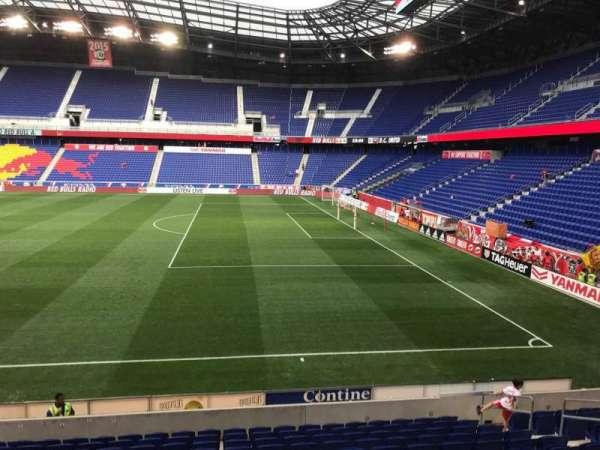 Red Bull Arena (New Jersey), secção: 107, fila: 13, lugar: 11