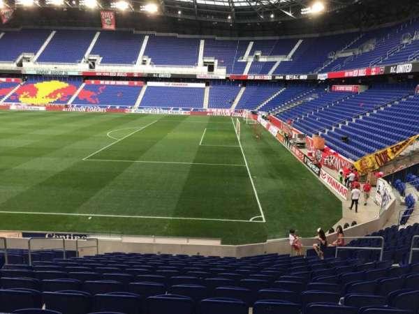 Red Bull Arena (New Jersey), secção: 106, fila: 15, lugar: 12