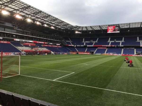 Red Bull Arena (New Jersey), secção: 133, fila: 3, lugar: 15
