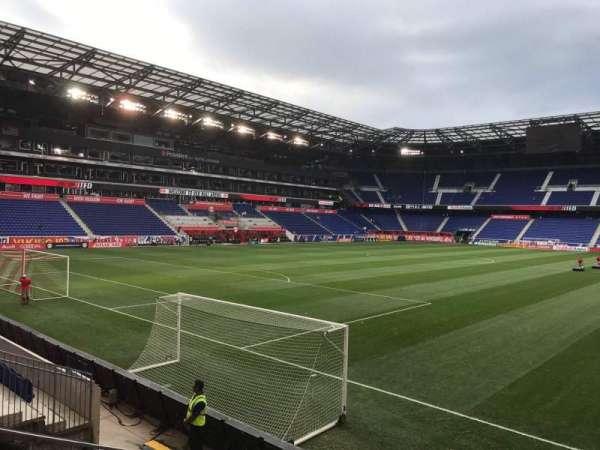 Red Bull Arena (New Jersey), secção: 131, fila: 8, lugar: 14
