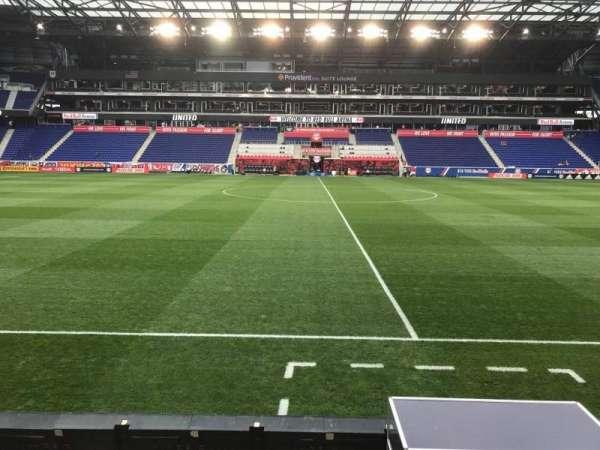 Red Bull Arena (New Jersey), secção: 126, fila: 3, lugar: 22