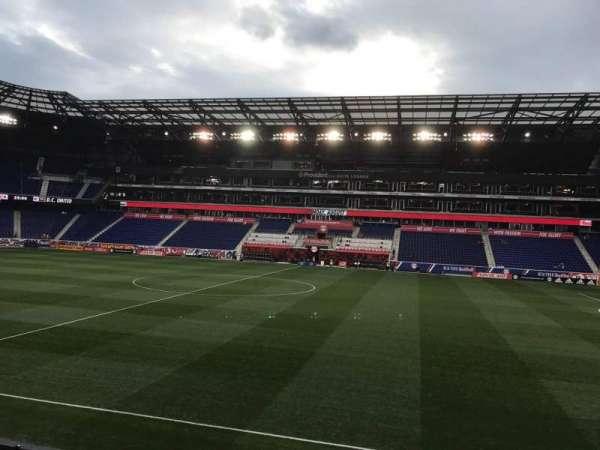 Red Bull Arena (New Jersey), secção: 125, fila: 9, lugar: 19