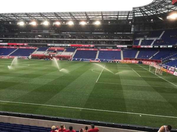 Red Bull Arena (New Jersey), secção: 124, fila: 12, lugar: 11