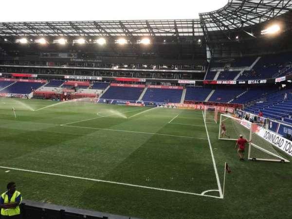 Red Bull Arena (New Jersey), secção: 123, fila: 5, lugar: 4