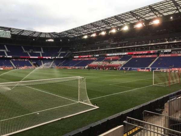 Red Bull Arena (New Jersey), secção: 120, fila: 7, lugar: 16