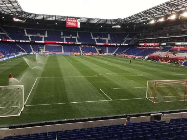 Red Bull Arena (New Jersey), secção: 119, fila: 13, lugar: 16