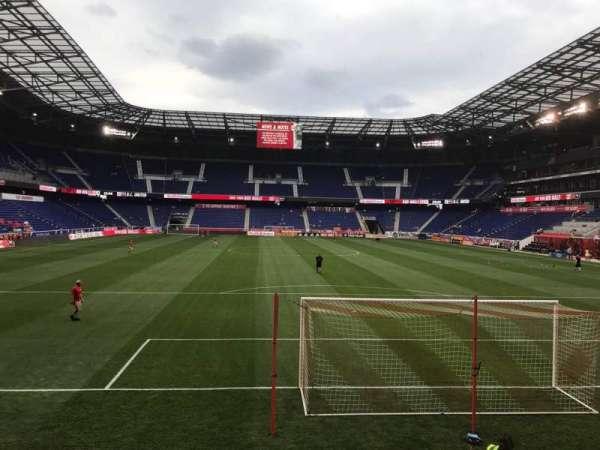 Red Bull Arena (New Jersey), secção: 118, fila: 7, lugar: 26