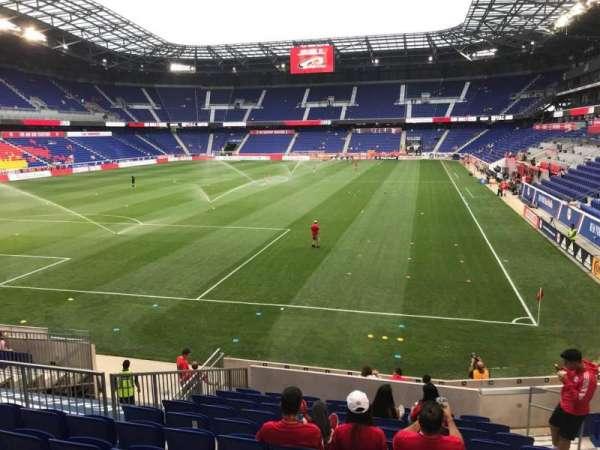 Red Bull Arena (New Jersey), secção: 116, fila: 14, lugar: 5