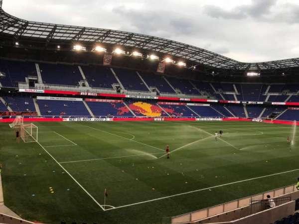 Red Bull Arena (New Jersey), secção: 114, fila: 14, lugar: 6