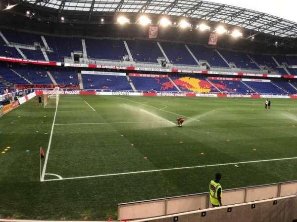 Red Bull Arena (New Jersey), secção: 113, fila: 6, lugar: 11